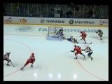 КХЛ'13/14: ХК «Локомотив» (Ярославль) - ХК «СКА» (Санк-Петербург) 2:0.